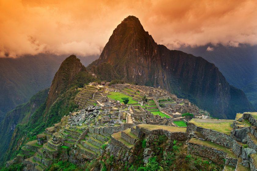 Lares to Machu Picchu Peru