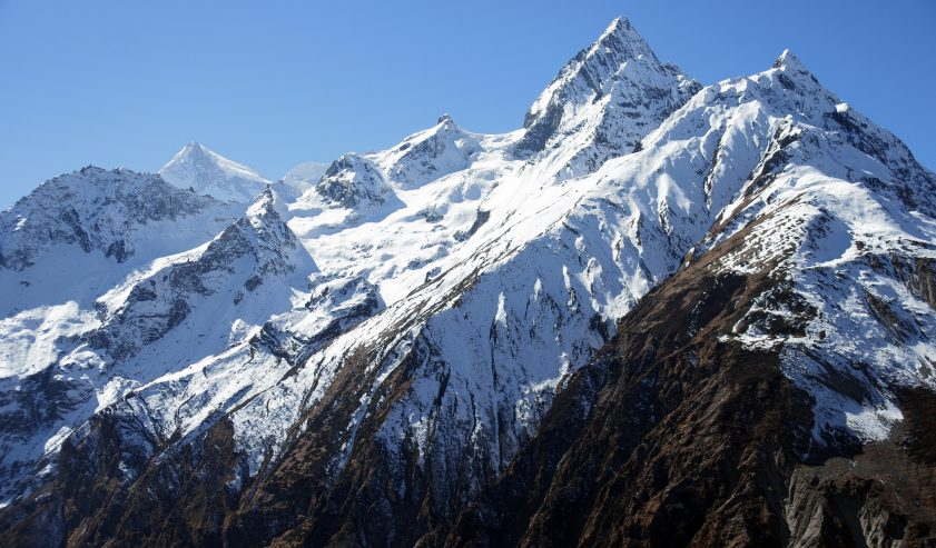 Manaslu Circuit Everest