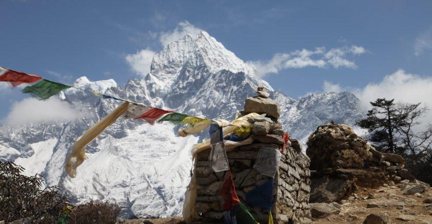 Mount Everest Island Peak