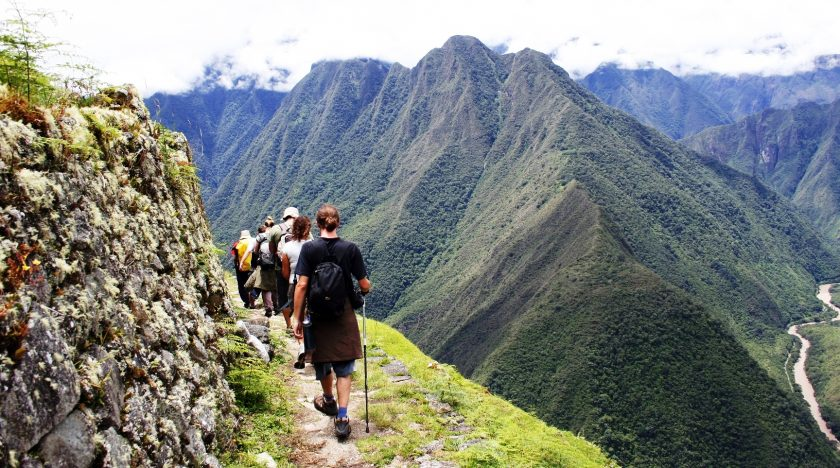 Hike Inca Trail to Machu Picchu