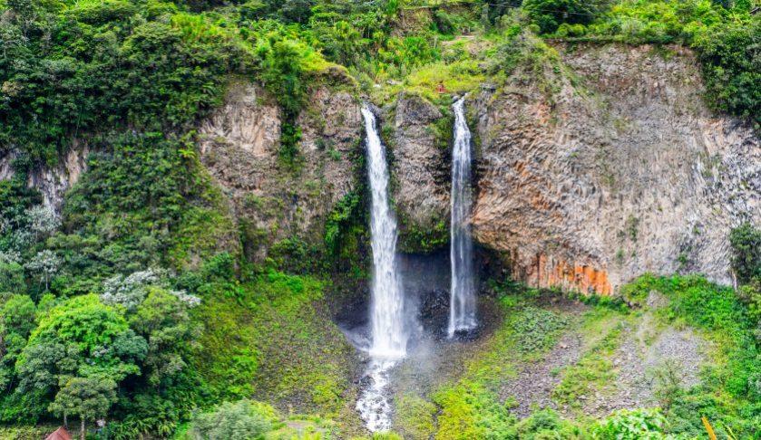 Bride´s Veil Waterfall