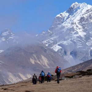 How to Train for an Everest Base Camp Trek?