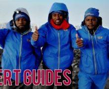 Our Ultimate Kilimanjaro Staff
