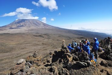 Climbing Mount Kilimanjaro: A Typical Day's Schedule