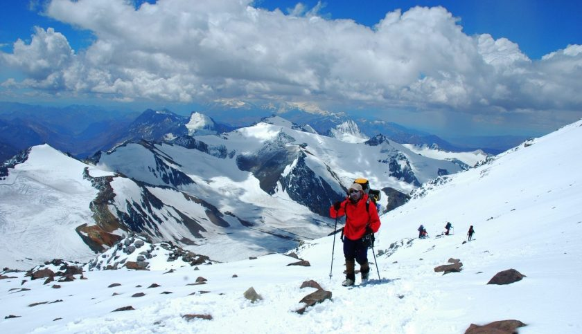 Aconcagua Climb Argentina