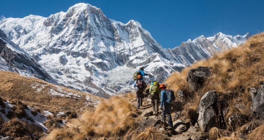 Annapurna Sanctuary Climb