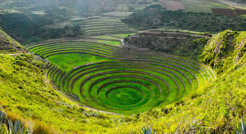 Maras-Moray + Salt Mines