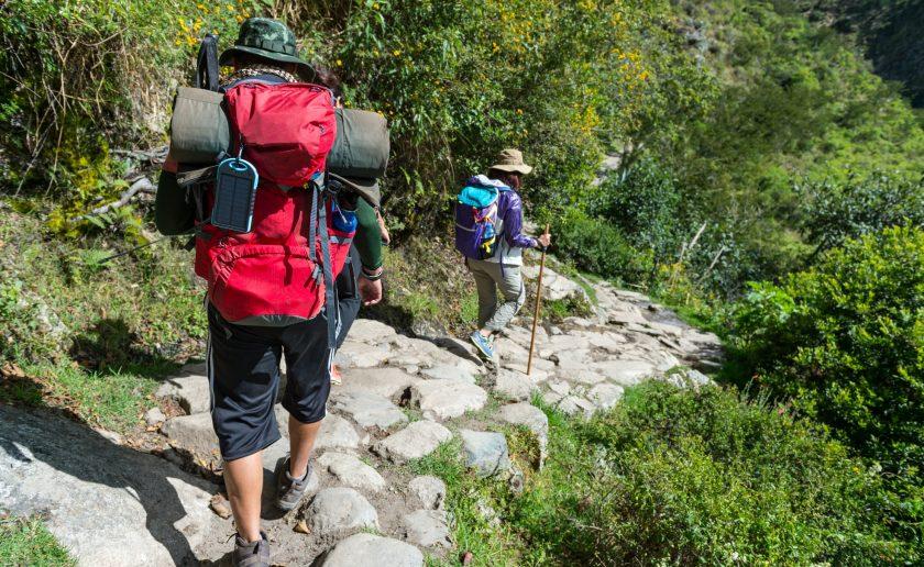 Salkantay to Machu Picchu
