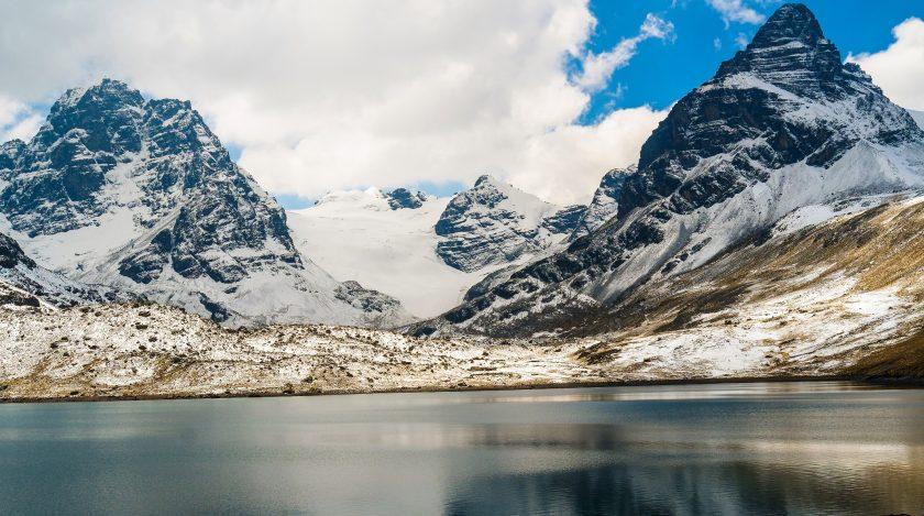 Condoriri Massif Climb