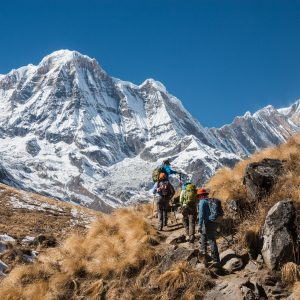 Altitude Acclimatization in Nepal