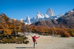 Cerro Torre Trek to Fitz Roy