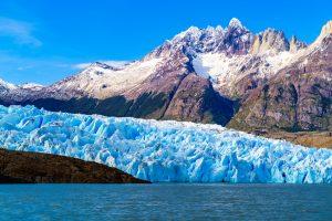 Grey Lake and Grey Glacier