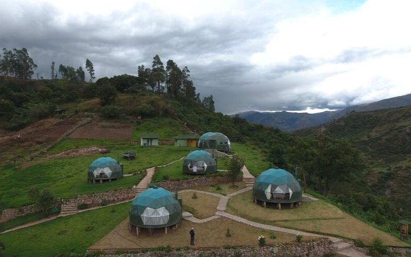 EcoCamp Salkantay to Machu Picchu